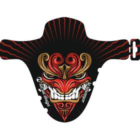 "Riesel Design schlamm:PE Parafango anteriore 26-29"", rosso/nero"